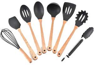 cucharas de goma