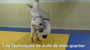 Hacer entrenamiento de judo en solitario en casa