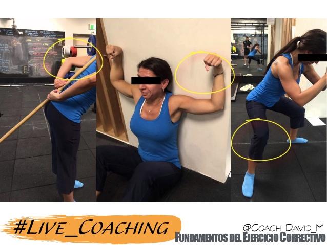 ejercicio correctivo