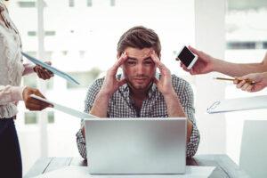 Alivie el estrés y la ansiedad