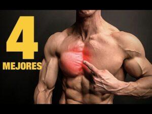 Entrenamiento para el pecho interno: 3 ejercicios para desarrollar los pectorales internos y lograr ese aspecto de pectorales internos de escultura