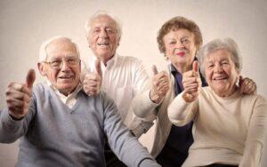 Máquinas de ejercicio para personas mayores