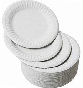 platos de papel